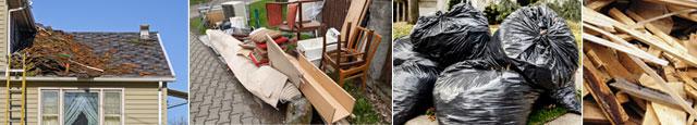 Waste, junk and debris disposal in Grand Rapids, MI