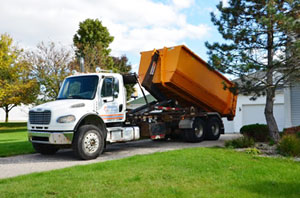 Grand Rapids Dumpster Rental - 20 yard roll-off dumpster services in Grand Rapids MI