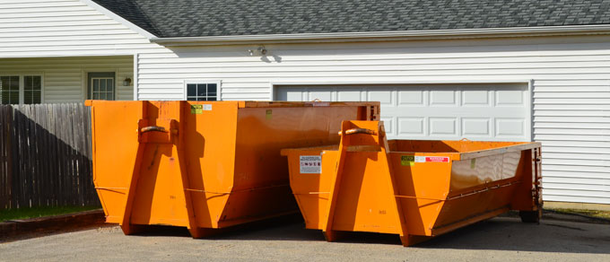 10 and 20 yard roll-off dumpsters in Grand Rapids, MI