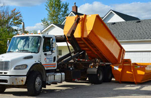Dumpster Sizes Grand Rapids Dumpster Rental
